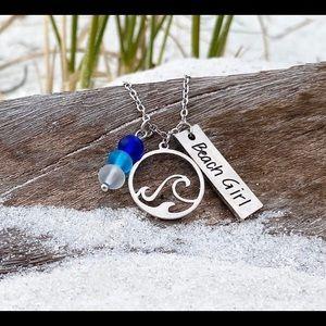 """Beach Girl Necklace 20"""""""